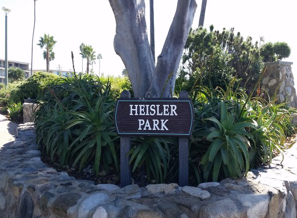 Adress Heisler Park Laguna Beach Photos