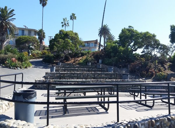Picnic Areas Heisler Park Laguna Beach Photos