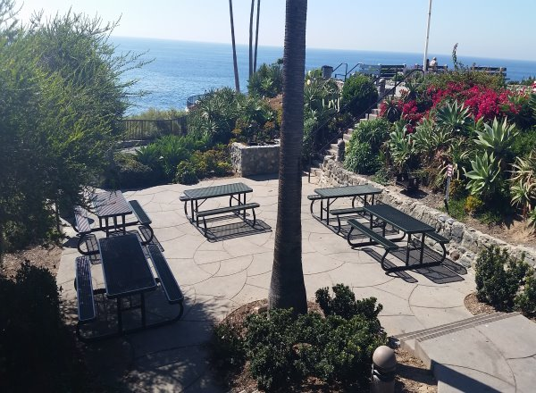 Picnic Areas Activities Heisler Park Laguna Beach Photos