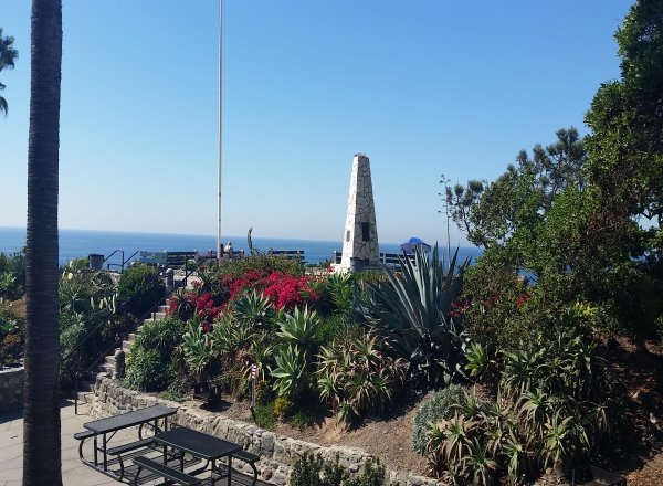 Monument Point Heisler Park Laguna Beach Photos